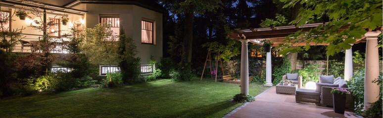 Villa with patio