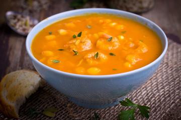 Pumpkin suop