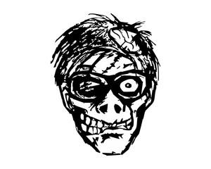zombie horror corpse