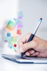 tavoletta grafica, grafica, arte, creativo, creatività
