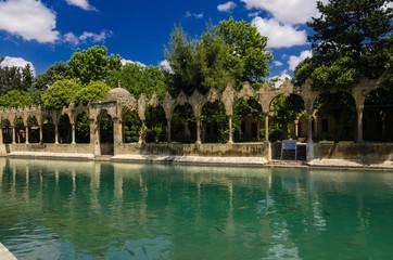 Holy Lake and Halil-ur Rahman Mosque