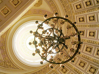 Washington Capitol part of interior 2004