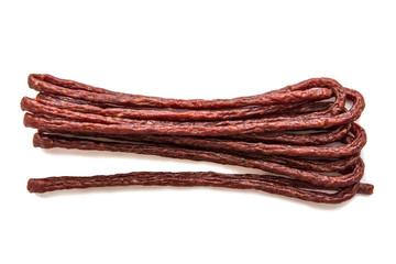 kabanossi sausages