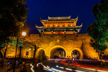 suzhou bei nacht
