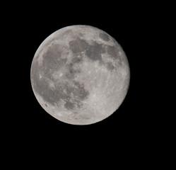 July Blue Moon
