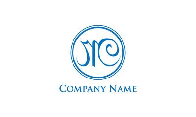 M c, m c letter, vector, logo, design
