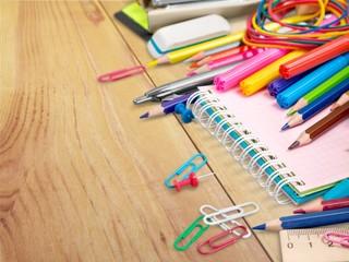 Desk, school, classroom.