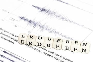 Erdbebenmessung