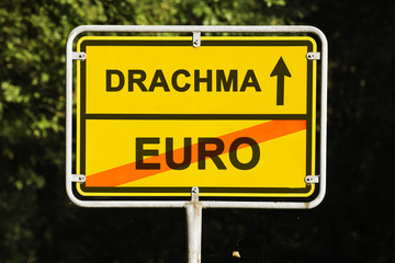 on the way to Drachma