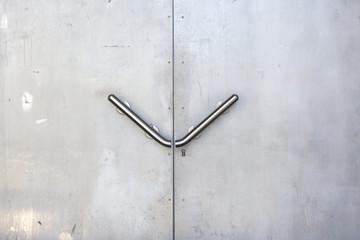 Metall Tür Flügeltür