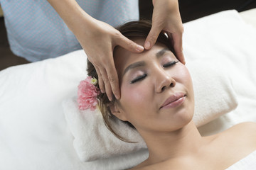 Spa and massage series