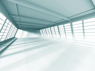 Modern Interior Architecture White Background