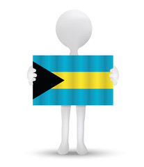 flag of Commonwealth of The Bahamas