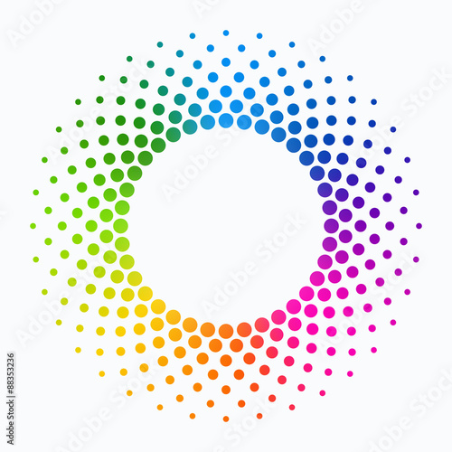 colorful dots patterns vector - photo #35
