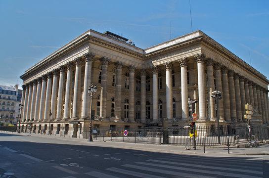 Place de la Bourse - Paris