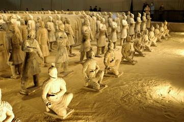 chinesische Terrakottaarmee
