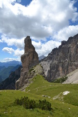 Dolomiti Friulane - Campanile in val Montanaia