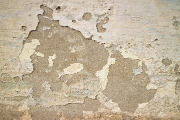 Poster Vieux mur texturé sale paint