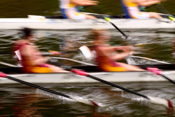 Rowing abstract.