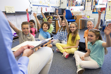 Story Time in a Classroom