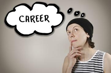 Career bubble