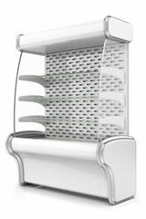 vertical refrigeration showcase