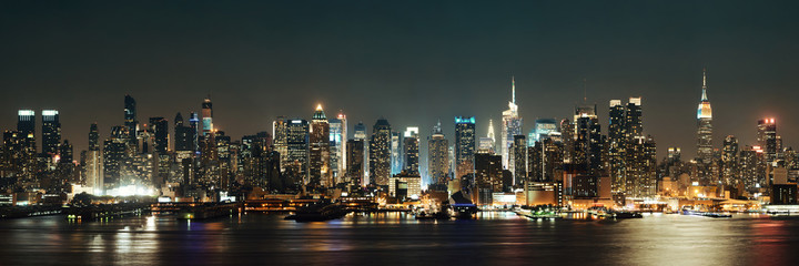 Fotomurales - Midtown Manhattan skyline