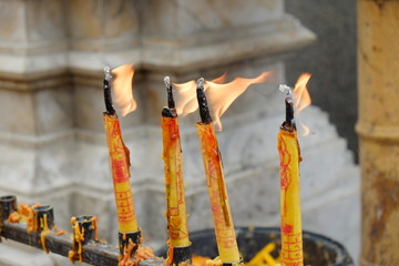 Sacred Candle
