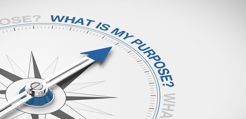 What is my Purpose Wall mural