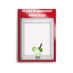 Emergency box - mojito