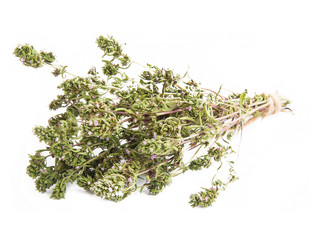 Thyme Herb Isolated