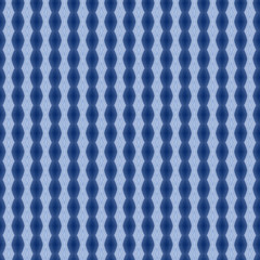 blue seamless pattern background from lines and dots