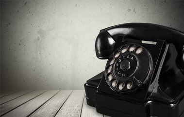 Telephone, Old, Retro Revival.