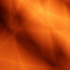 Bright Orange Modern Wallpaper Abstract Background