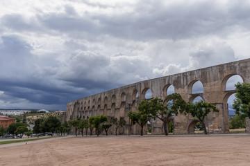Acueducto de Amoreira, Portugal, Elvas