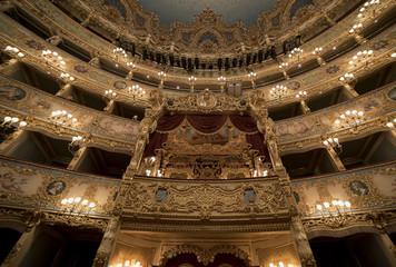 Poster Theater Gran Teatro La Fenice
