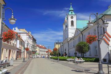 Fototapeta Rzeszów - Stare miasto obraz