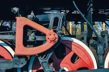Locomotive Wheel