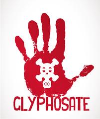 non au glyphosate désherbant