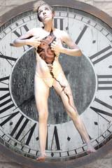 Das menschliche Uhrwerk