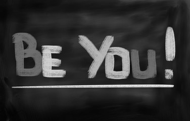 Be You Concept