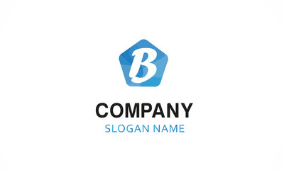 Logo Lettre B
