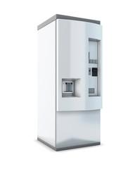 Vending machine for beverages