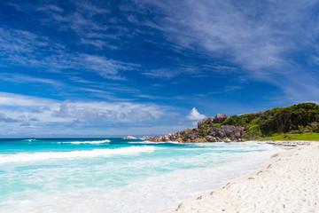 Grand Anse, La Digue - Seychellen