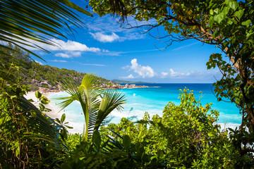 Petit Anse Strand, La Digue - Seychellen
