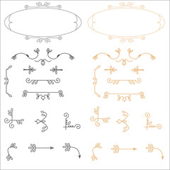 Elements of design for web