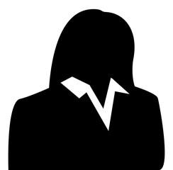 unkown business woman profile picture