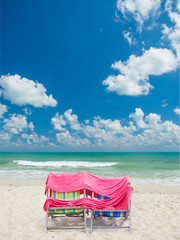 Two Chairs on Poda beach