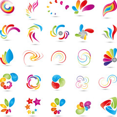 Spiralen Sammlung, Logo, Multimedia