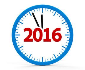 Clock 2016, whole